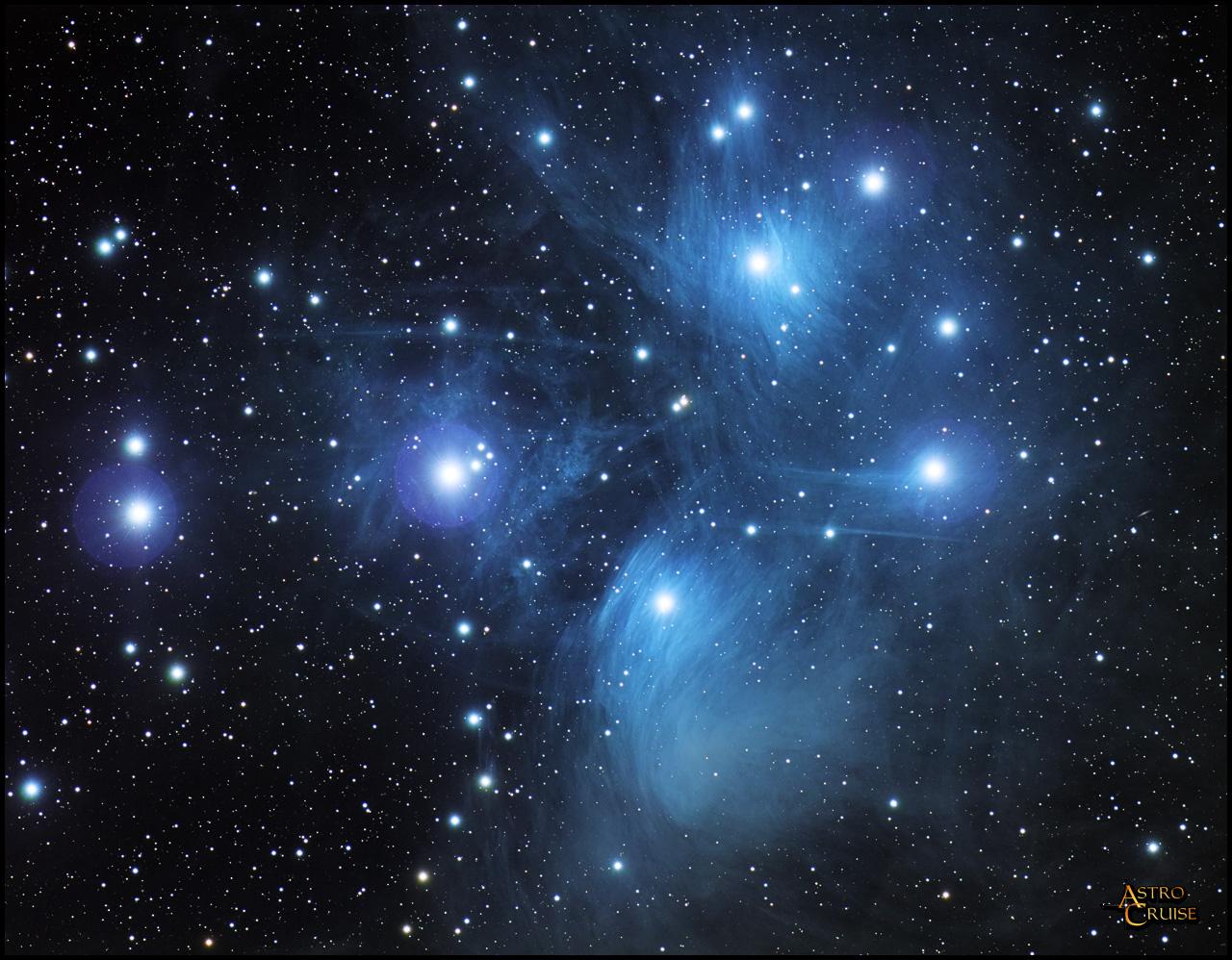 Pleiades - M45 - Seven Sisters