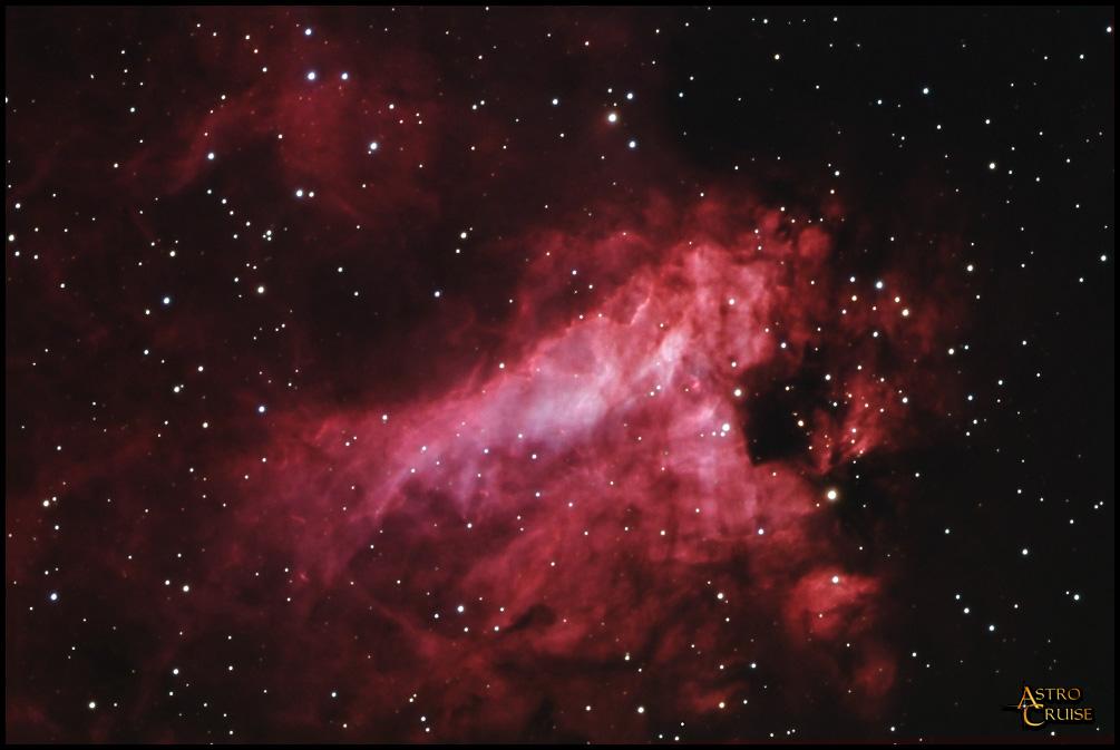 nebula m17 - photo #3